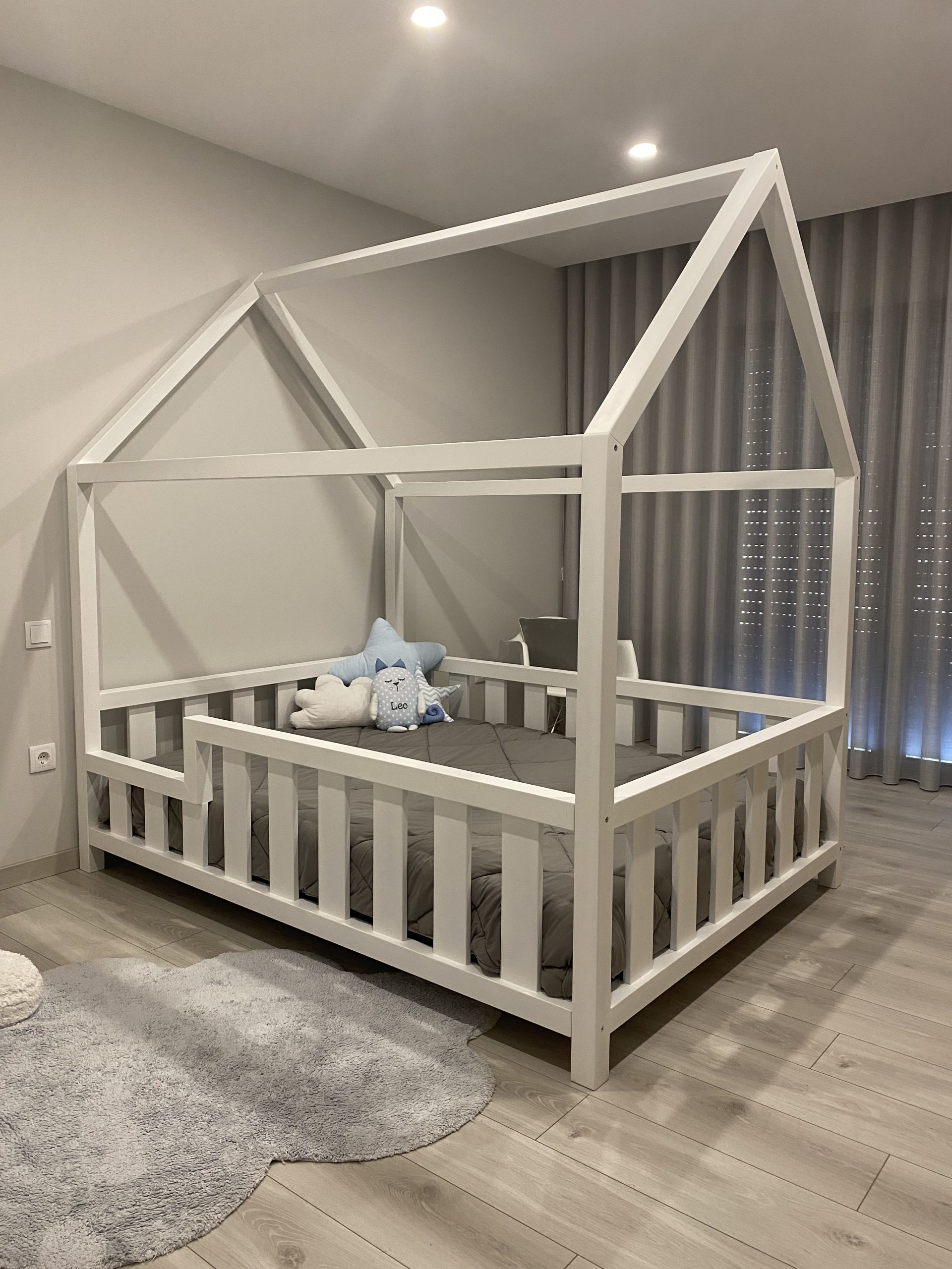 Barra de proteção para cama